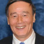 Wang Qishan, the Party's chief troubleshooter. Source: Wikimedia Commons