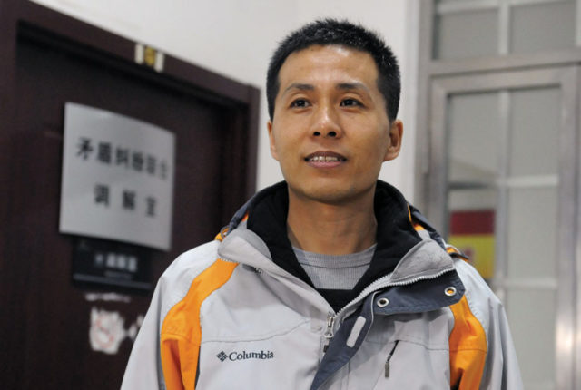 Zhu Ruifeng, Beijing-based blogger and journalist. Source: ImagineChina