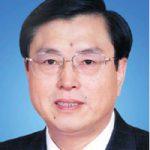 Zhang Dejiang. Source: Baidu Baike