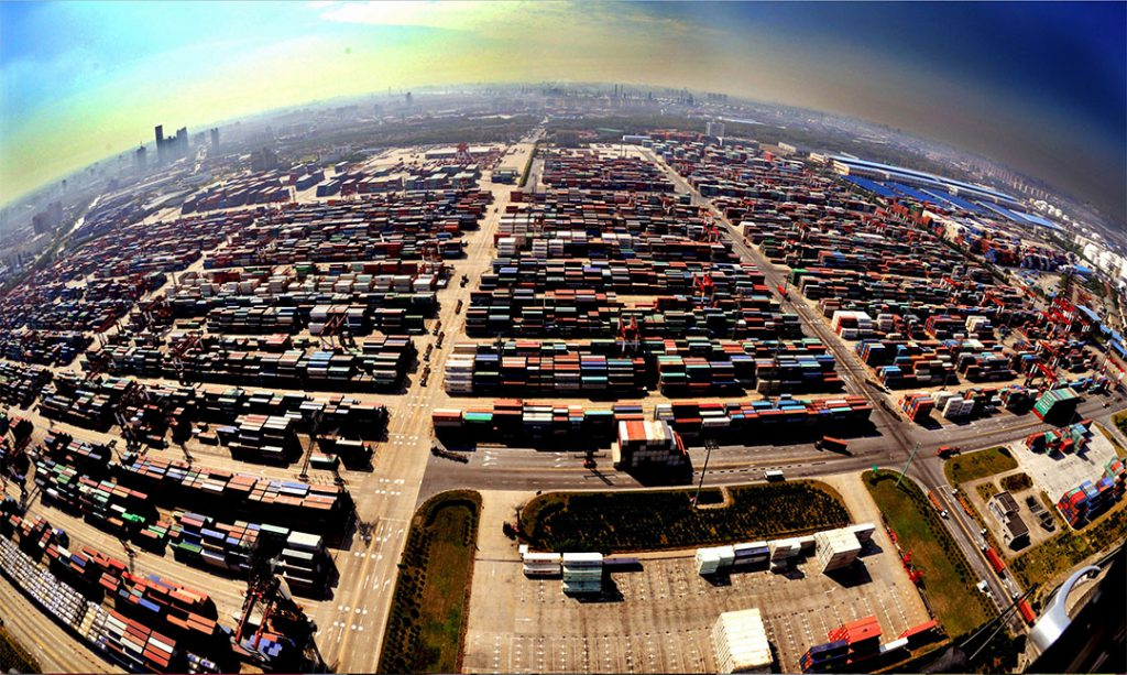 Shortly before the Third Plenum in November 2013, the State Council approved the establishment of the Shanghai Free-Trade Zone (FTZ). It is the first Hong Kong-like free trade area in mainland China Photo: 126.xingshuo.net