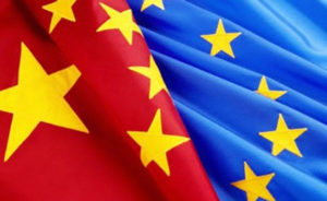 The EU is China's biggest trading partner Source: tieba.baidu.com