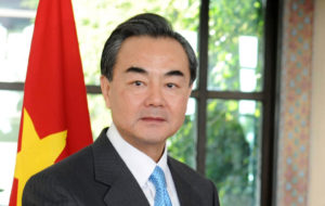 Sino-Australian relations worsen in 2013. Chinese Foreign Minister Wang Yi denounced Australia's criticism of China's new air defence zone established over the Diaoyu/Senkaku Islands Source: diplomattimes.tv