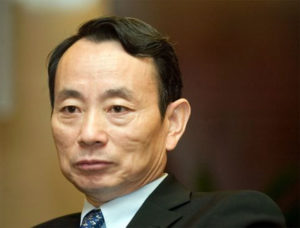 In June 2014, the Party expelled Jiang Jiemin, who was the chairman of China's largest state oil company Photo: finance.sina.com.cn