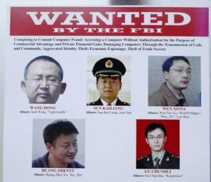 PLA 'Unit 61398' has allegedly hacked into the networks of more than 140 Western firms in pursuit of corporate secrets to support the Chinese government's political and economic aims Source: wantchinatimes.com
