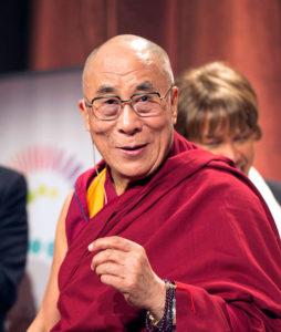The Dalai Lama Photo: en.wikipedia.org