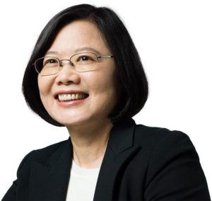 Tsai Ing-wen Source: pl.wikipedia.org