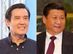 Ma Ying-jeou and Xi Jinping Source: commons.wikimedia.com