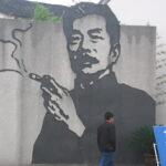 China's great satirist, Lu Xun